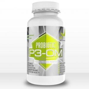 BiOptimizers - P3-OM Probiotic